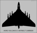 Avro Vulcan B.3 top-view silhouette.png