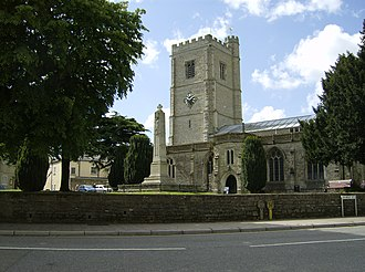 Axminster - Axminster Parish Church