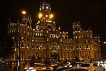 Ayuntamiento de Madrid. Antiguo edificio de correos Madrid.jpg