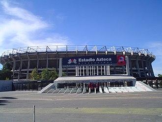 Mexico national football team - Azteca Stadium is the home to the Mexico national team