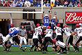 Aztecs kick FG at San Diego State at Air Force 2007-11-17.jpg