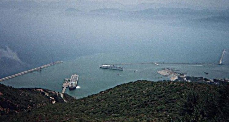 Béjaïa port