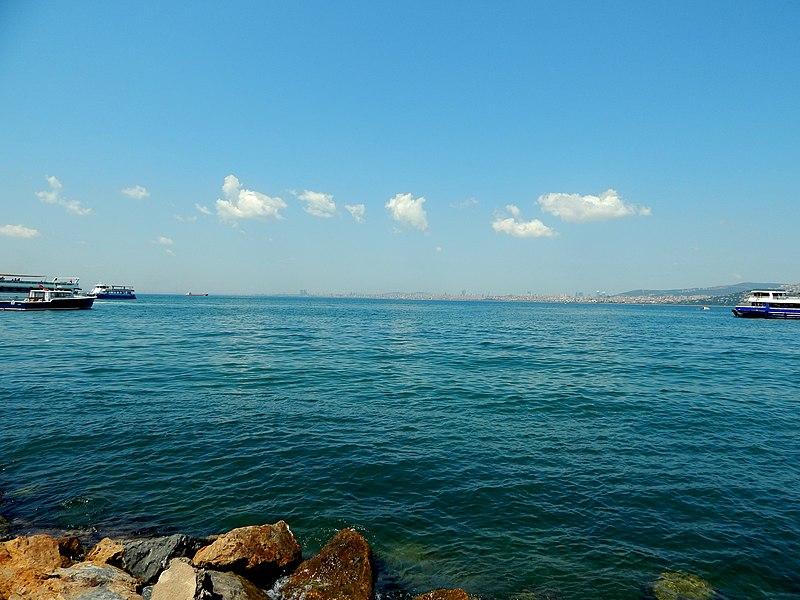 File:Büyükada Kıyısı... - panoramio.jpg