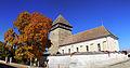 Bărcuț - Biserica evanghelică fortificată.jpg