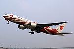 B-2060 - Air China - Boeing 777-2J6 - Red Phoenix Livery - CAN (15033325045).jpg
