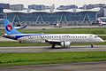 B-3207 - Hebei Airlines - ERJ-190LR - CKG (10440797124).jpg