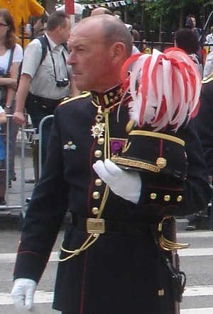 Royal Military Academy (Belgium) - The parade uniform