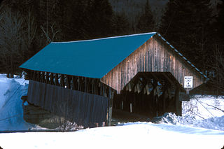 Bennett Bridge place in Maine listed on National Register of Historic Places