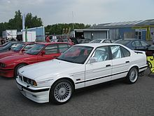 Alpina Wikipedia - Alpina bmw