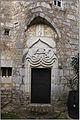 BOUNIAGUES (Dordogne) - Porte du presbytère.JPG