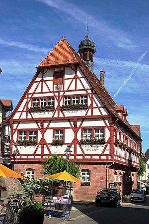 Walldürn - Walldürn-Town hall