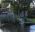 Baambrugge - Boerderij met pontje Rijksstraatweg 6A RM7014.JPG