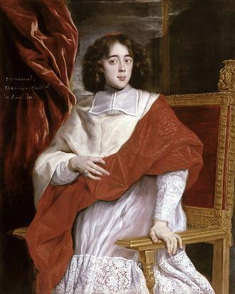 Cardinal de Bouillon - Image: Baciccio Cardinal de Bouillon