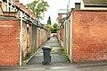 Back entry, Belfast - geograph.org.uk - 1450243.jpg