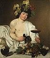 Baco, por Caravaggio.jpg