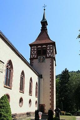 Alter Schulweg in Bad Liebenzell