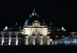 Kaiserpalais in Bad Oeynhausen
