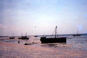Bagamoyo Port - Image: Bagamoyo (3181445229)