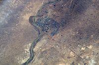 Baikonur from top 2002.jpg