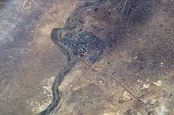 Baikonur from top 2002.jpg