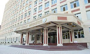 Baku State University - Baku State University