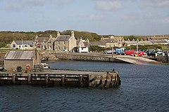 Balfour Harbour, Shapinsay - geograph.org.uk - 1320860.jpg