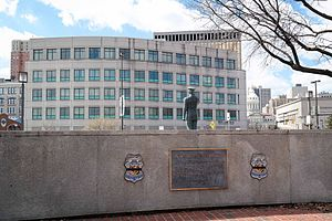 Baltimore Police Department - Bishop L. Robinson, Sr. Police Administrative Building Annex