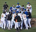 Baltimore Orioles, Kansas City Royals (27257569320).jpg
