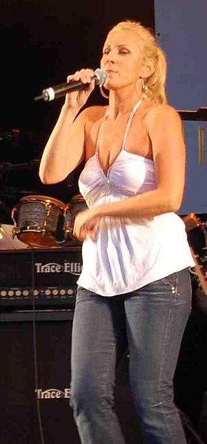 Sara Dallin - Dallin in Audley End, Essex, UK, 28 July 2007.