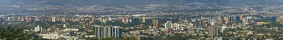 Guatemala City page banner