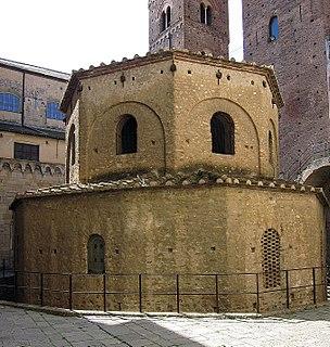 Albenga Baptistery
