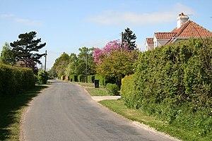 Langworth - Barlings Lane, Langworth
