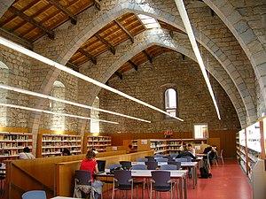 Biblioteca De La Universitat De Girona Viquipedia L Enciclopedia