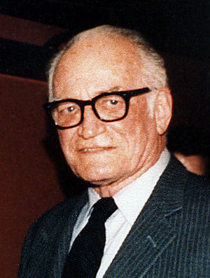 United States Special Operations Command - Senator Barry Goldwater, Former Chairman of the Senate Armed Services Committee