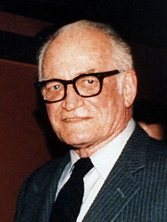 Barry Goldwater - Goldwater in 1986.