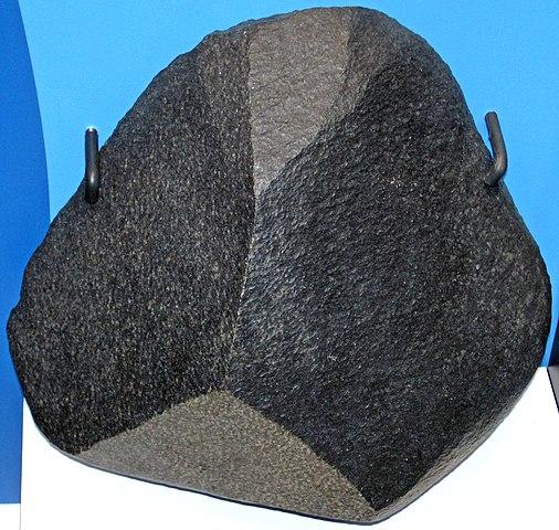 Basalto, la roca ígnea extrusiva del gabro