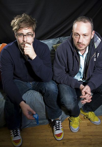 Picture of a band or musician: Basement Jaxx