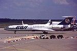 Bashkirian Airlines Tupolev Tu-154M KvW-1.jpg