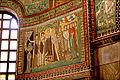 Basilica di San Vitale ravenna - Particolare dei mosaici.jpg