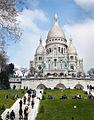 Basilique du Sacré-Cœur de Montmartre à Paris 2012.jpg