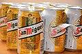 Bata, 2015-02 Cans of San Miguel - my present to myself (16511442631).jpg