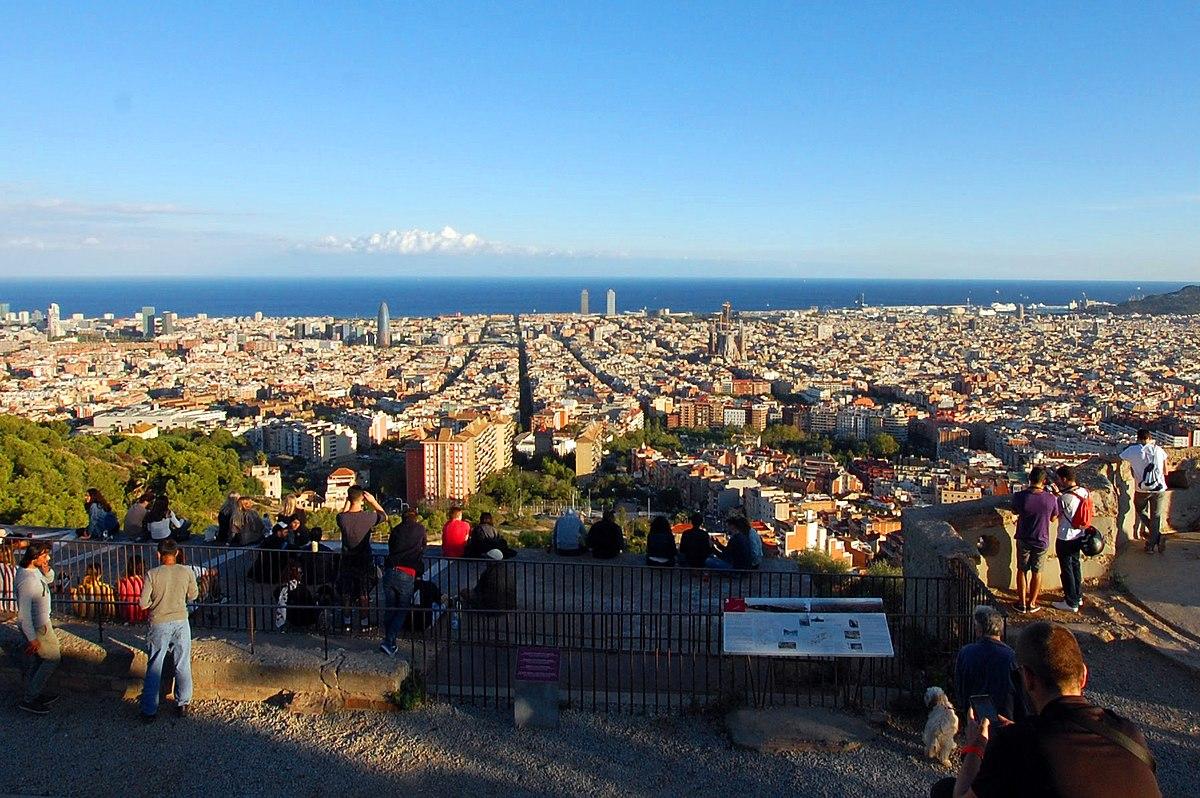 Resultat d'imatges de baterias antiaereas barcelona