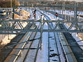 Bathgate station - looking West from overbridge.JPG