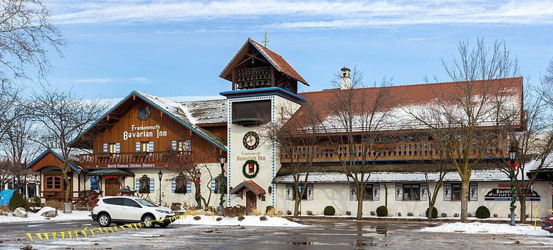 Bavarian Inn Restaurant  N Th St Custer Sd