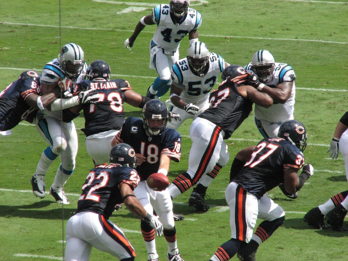 2008 Carolina Panthers Season Wikipedia