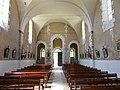 Beauregard-et-Bassac église Beauregard nef (2).jpg