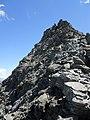 "Bec des Rosses ridge sight to ""Bec des Rosses"" on summer - panoramio.jpg"