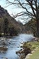 Beddgelert , Afon Glaslyn - geograph.org.uk - 1710938.jpg