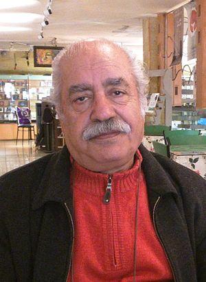 Behzad Farahani - Image: Behzad Farahani (cropped)