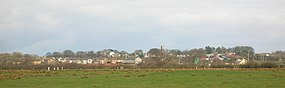 Beith from Whitestane road end.JPG
